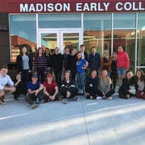New exchange program at MECHS welcomes Danish students and teachers