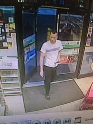 South Brunswick police also are looking to identify