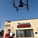 Drones: Like you're flying