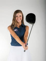 Kelli Kragh, Estero, Golf, All-Area