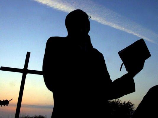 Easter egg hunts, sunrise services in Brevard