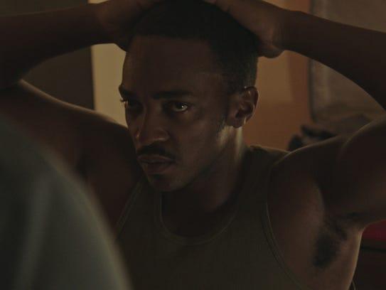"Anthony Mackie stars in ""Detroit."""