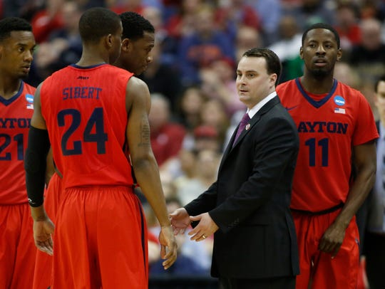 At Dayton, Archie Miller led the Flyers to a school-record