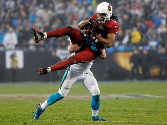 USP NFL: NFC WILD CARD PLAYOFF-ARIZONA CARDINALS A S FBN USA NC