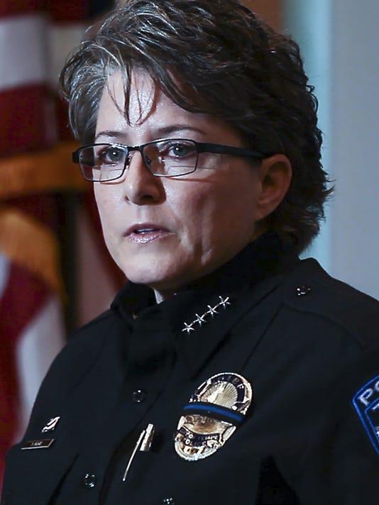 Tempe Police Chief Sylvia Moir