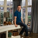 He's back! Sean Hayes has a new show on NBC plus a host of shows he's producing, including 'Hollywood Game Night,' 'Grimm' and 'Hot in Cleveland.'