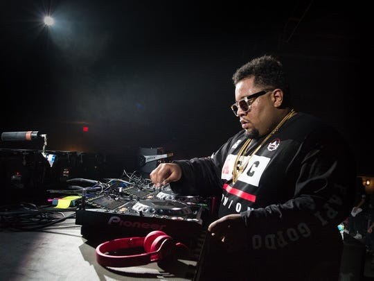 DJ Carnage will perform on Jan. 20 at Old National Centre.