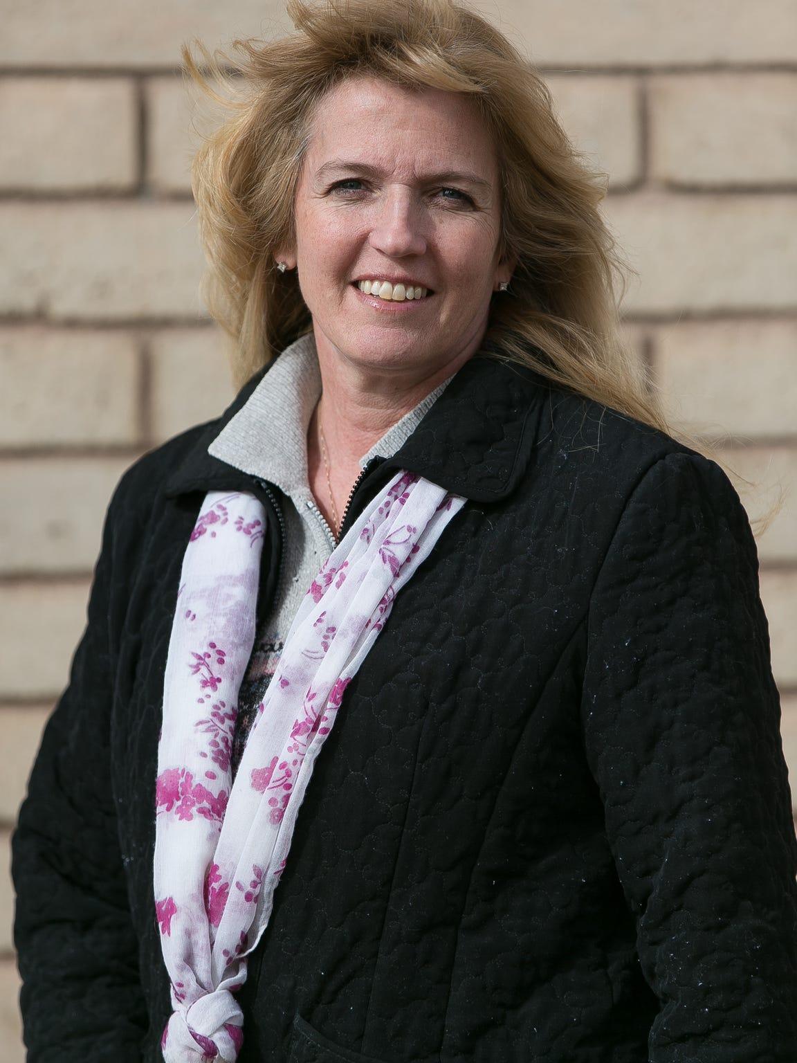 Donna Richmond, La Piñon executive director