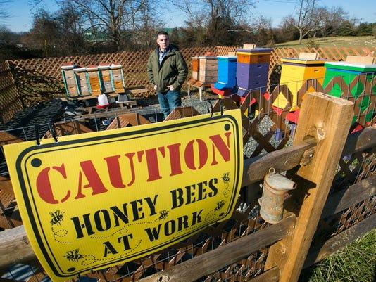Veteran Beekeeper
