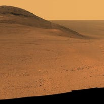 NASA rover takes a break on Mars, captures stunning panoramic photos