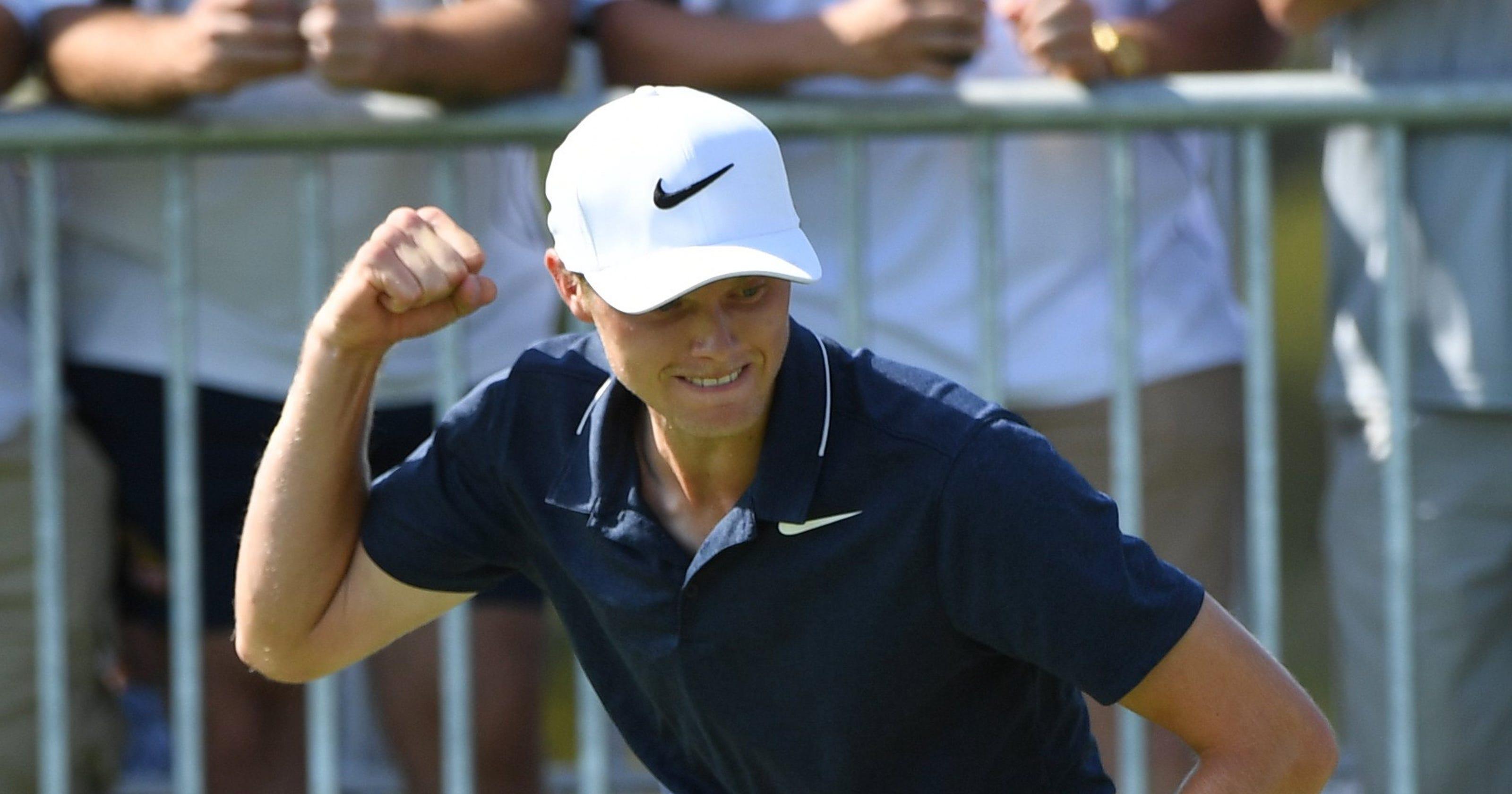 Cameron Davis wins Australian Open by 1 stroke