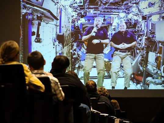 SJU Astronaut 1