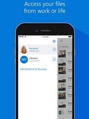 Formerly SkyDrive, Microsoft's OneDrive delivers many