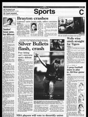 This week in BC Sports History - July 23, 1995