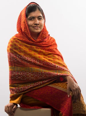 """Nobel Peace Prize laureate Malala Yousafzai, photographed in Santa Monica, Calif. A documentary about her life, """"He Named Me Malala,"""" arrives in theaters Friday (New York and Los Angeles) and Oct. 9 (nationwide)."""