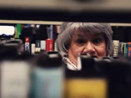 Library video screenshot