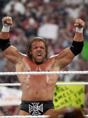 WWE superstar Triple H