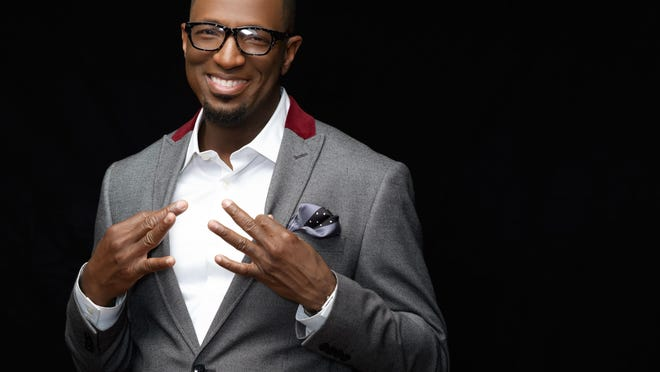 Rickey Smiley, known for his stand-up performances, his radio show and his sitcom, will perform at Garrett Coliseum in Montgomery on Saturday, March 25.