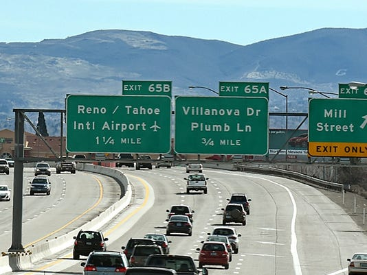 REN Lane restrictions coming for I-580 project
