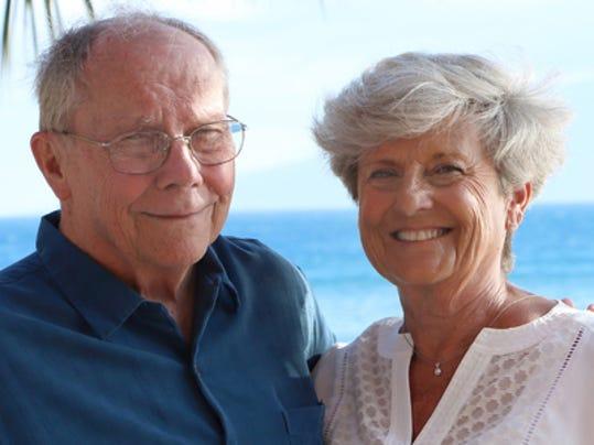 Anniversaries: Burt Haun & Kay Haun