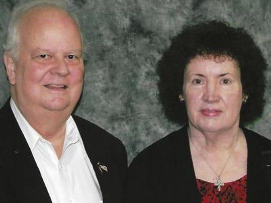 Anniversaries: Paul Summers & Barbara Summers