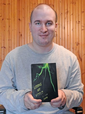 Coshocton High School Science teacher Jason Kodysz has completed one Young Adult novel and plans to resume work on his second in a series this summer, once school lets out.