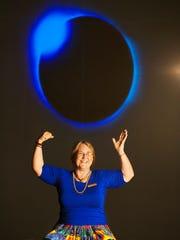 Heather Preston, director of the Calusa Nature Center