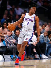 SF Stanley Johnson: C-minus. 2018-19 salary: $3.9 M.