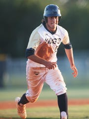 Southwest Florida Christian Academy's Max Rippl attempts