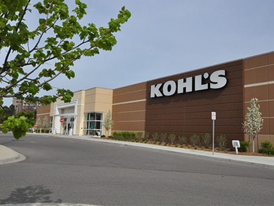 Kohl's department store on Seven Mile near Middlebelt