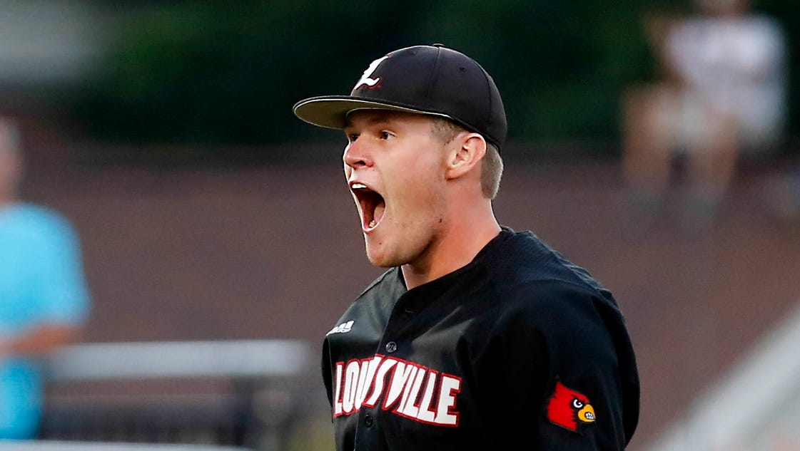 Louisville Baseball Josh Rogers To Return To School Plus Summer League Assignments
