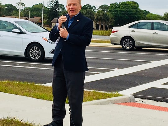 Brevard County Commissioner Curt Smith discusses the