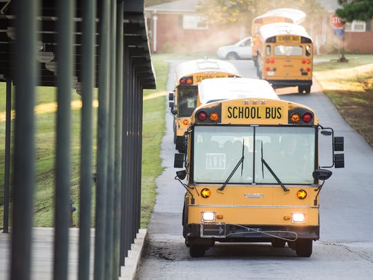 There are a number of job openings with Greenville County Schools.