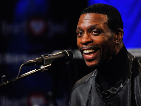 Keith Sweat, seen in this photo performing for Heart & Soul at SiriusXM Studio in March 2016, has postponed his Phoenix date.