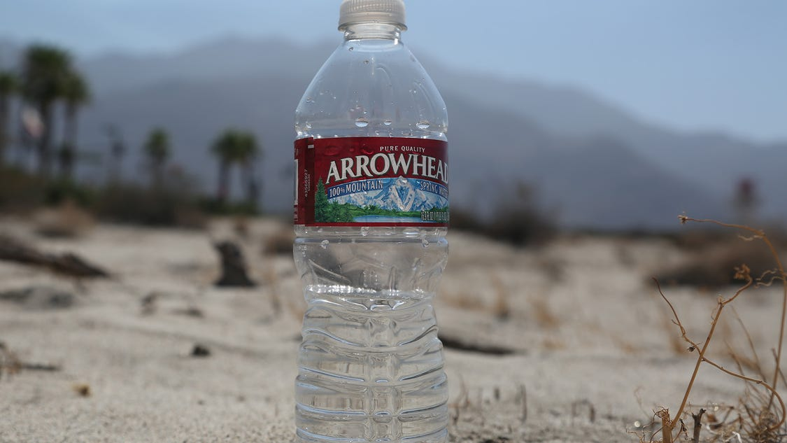 nestle taps reservation for water despite drought