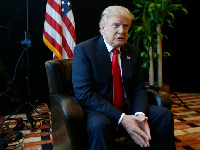 President-elect Donald Trump: A look at his career and 2016 campaign