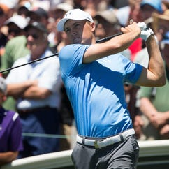 Jordan Spieth leads Travelers after opening-round 63