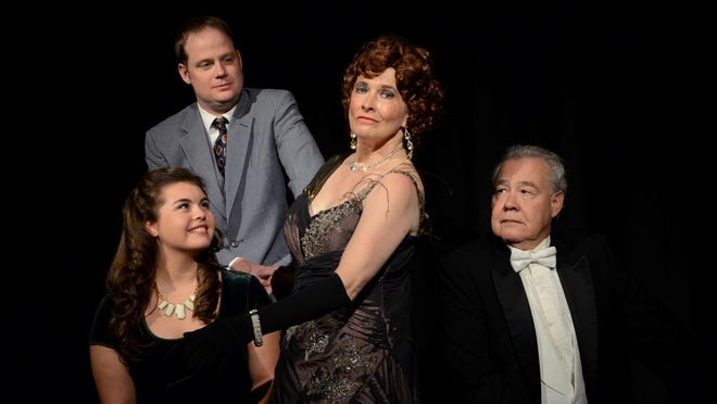 """Up In One Productions presents the musical """"Sunset Boulevard"""" at The Center for Performing Arts in Rhinebeck Friday to Sunday through Aug. 21."""