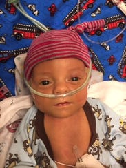 Carson Ludka, a Neenah infant, passed away Friday.