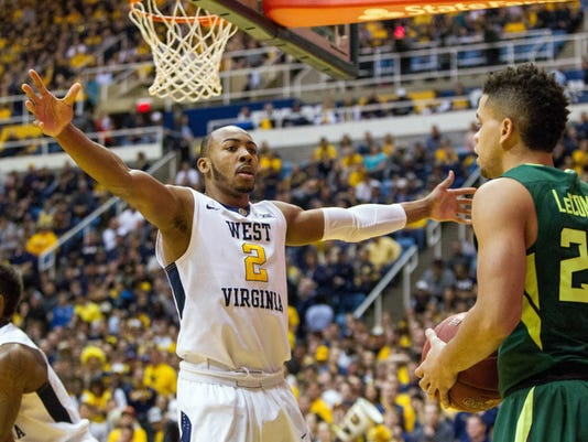 USP NCAA BASKETBALL: BAYLOR AT WEST VIRGINIA S BKC USA WV