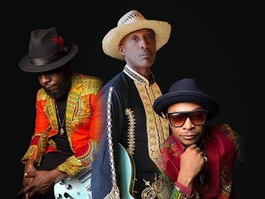 """Feels Good"" hitmaker Tony! Toni! Toné! will play the"