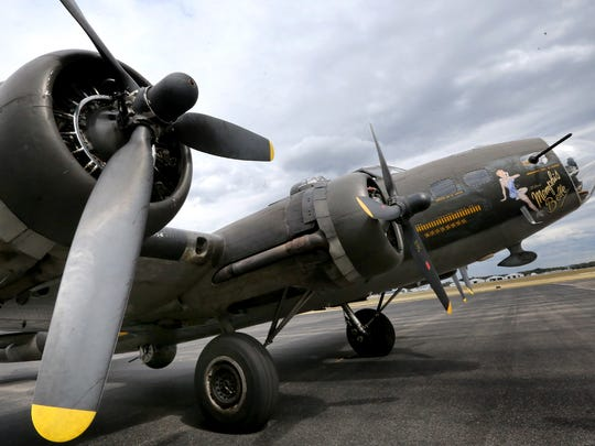 The Memphis Belle, a B-17 World War II bomber, will be placed on permanent display at the National Museum of the United States Air Force near Dayton.