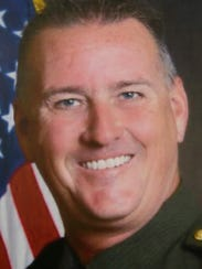 Placer County sheriff's Detective Michael David Davis