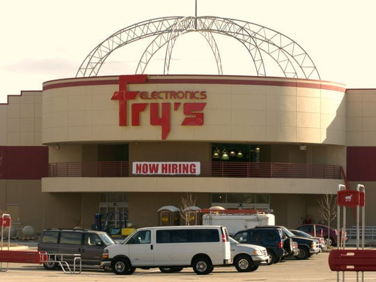 Fry's Electronics is located in Fishers.