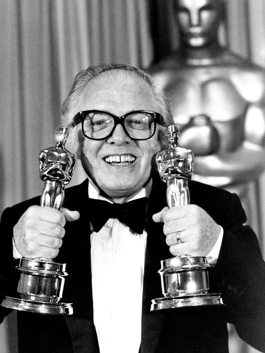 AP Britain Obit Richard Attenborough