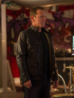 '24' may continue, but without Kiefer Sutherland's Jack Bauer, seen in 2014 revival 'Live Another Day.'