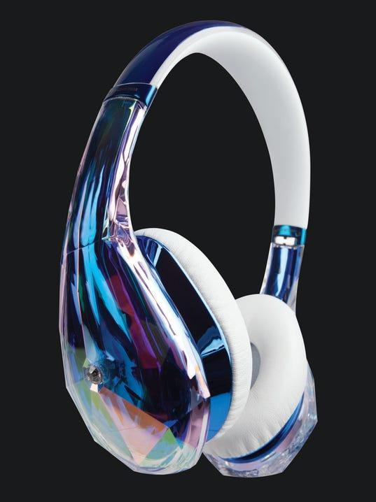 Monster Diamondz Collection - Clear Blue 2