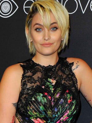 Paris Jackson attends the 18th Post-Golden Globes Party on January 8, 2017.