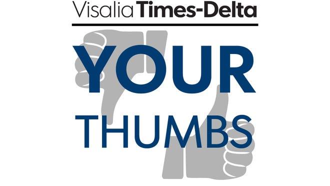 THUMBS logo