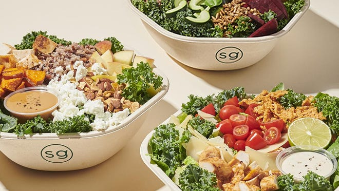 Salad spot Sweetgreen opens in Austin this week.